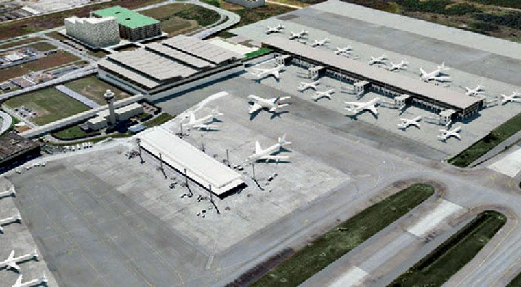 Aeroporto Internacional De Guarulhos Telefone : Aeroporto de guarulhos entrega novos terminais
