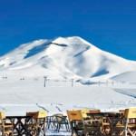 Corralco-Mountain