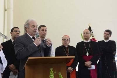 Inaugurado em 30 de junho, o empreendimento marca parceria entre Igreja e iniciativa privada.