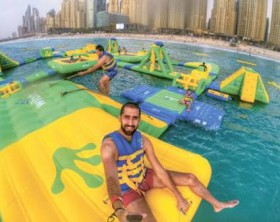DUBAI parque aquático
