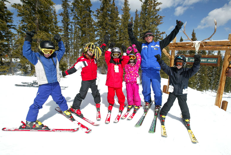 Children's Ski/Snowboard School
