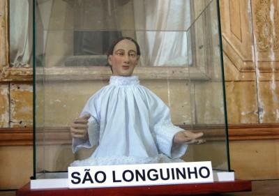 Igreja Nossa Senhora da Escada - S. Longuinho