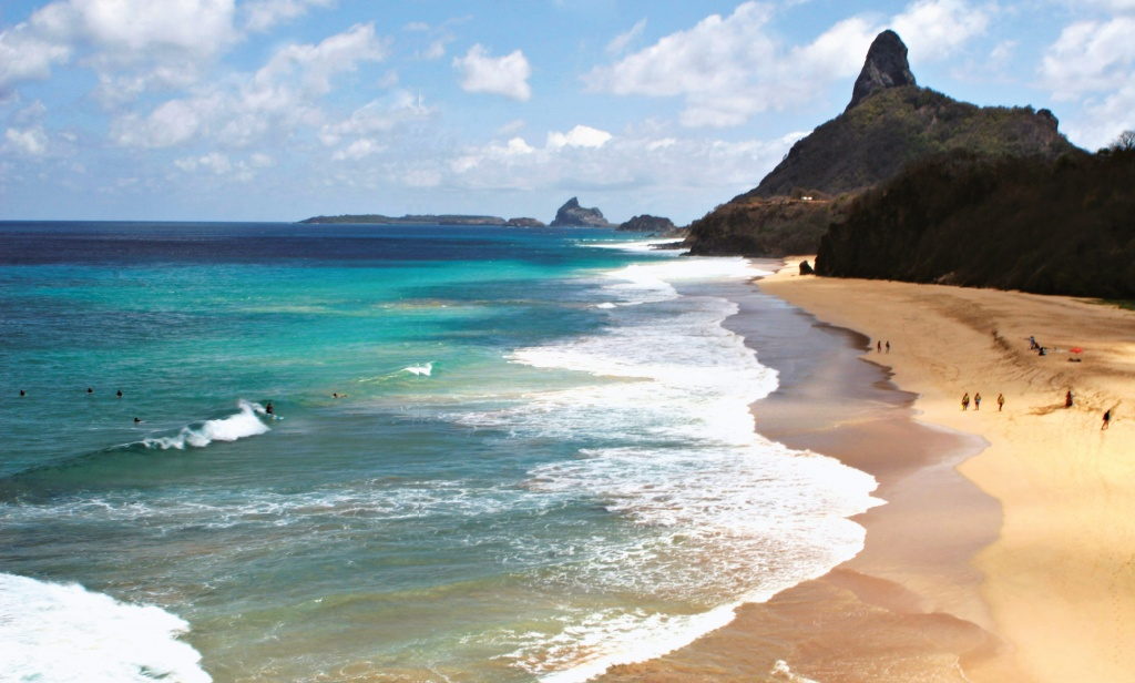 Praia Cacimba