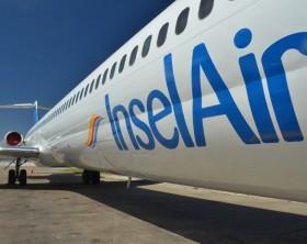 Aviao da InselAir 4