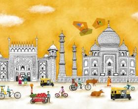 India abre