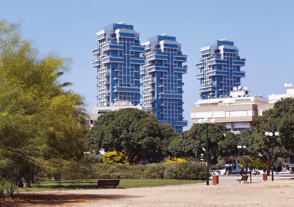 Tel Aviv tem arquitetura moderna e é conhecida como a Cidade Branca. FOTO: THINKSTOCK / PASHA66