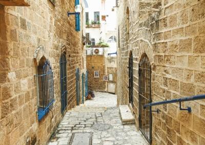 Jaffa preserva sua atmosfera antiga, o que atrai turistas. FOTO: THINKSTOCK / LIORPT