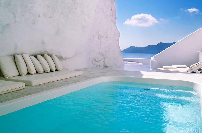 Hotel Katikies –  Santorini - Grécia