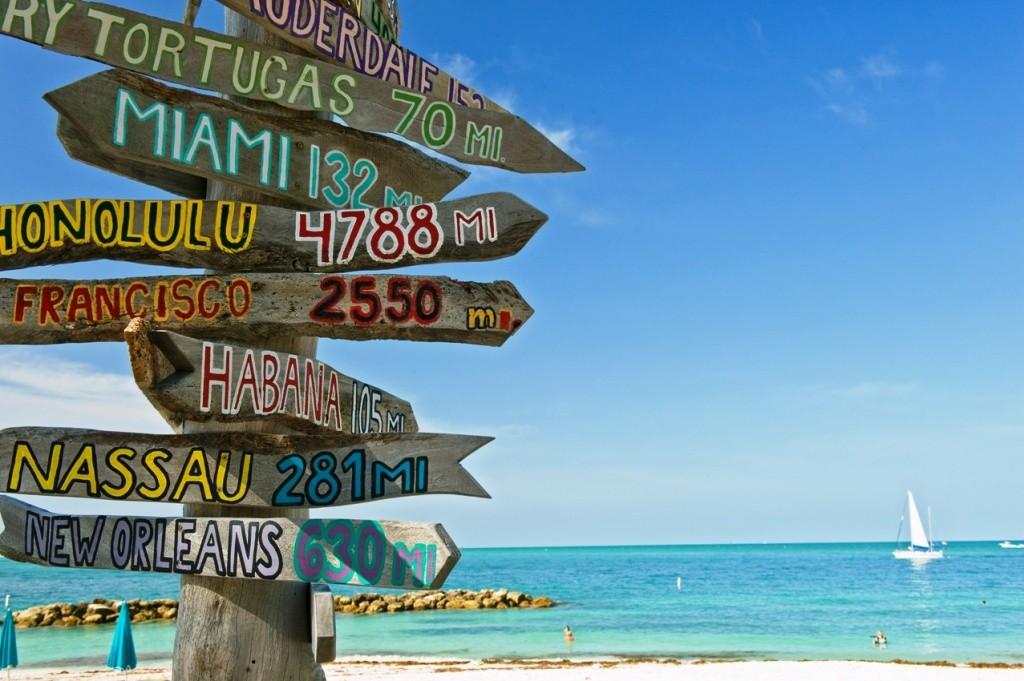 Key-WestMiamiCuba
