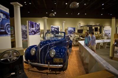 FDR Memorial Museum - Warm Springs
