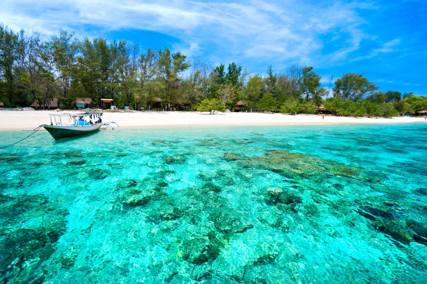 Gili Islands - Indonésia  Foto por Luciano Mortula via Istock