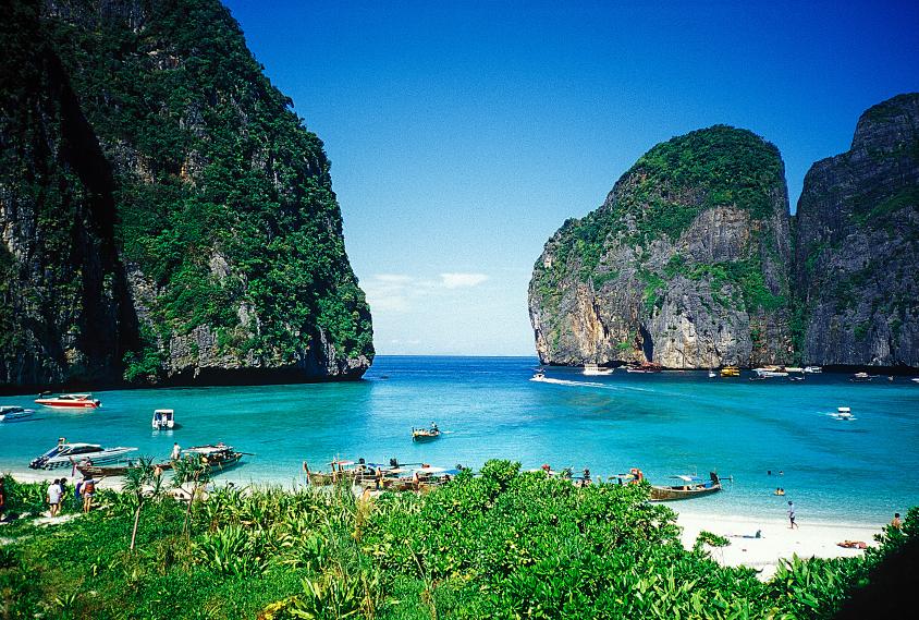Ilhas Phi phi Fotos por jaimax via istock