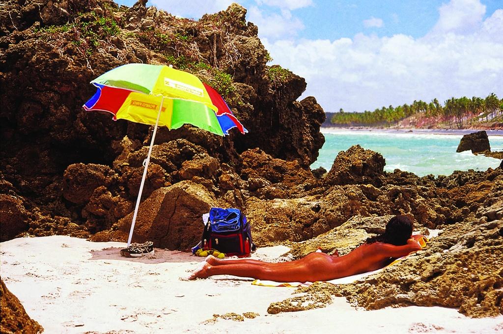 Praia de Tambaba  Foto por  Cacio Murilo