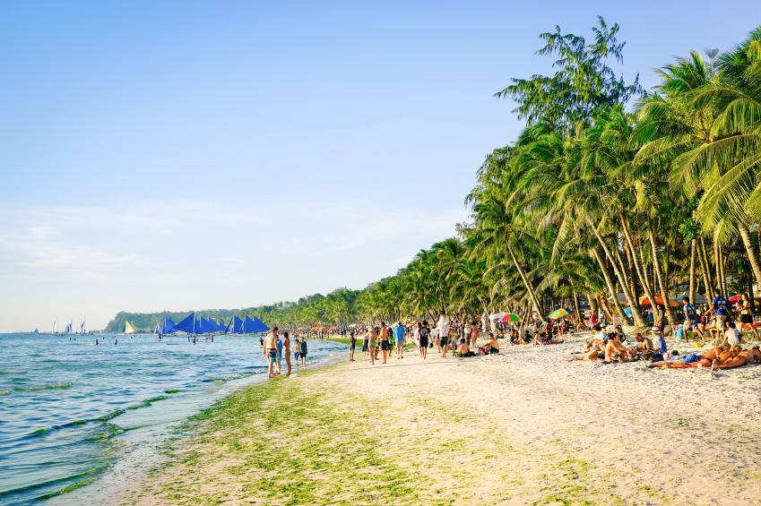 BORACAY - PHILIPPINES Foto por ViewApart via Istock