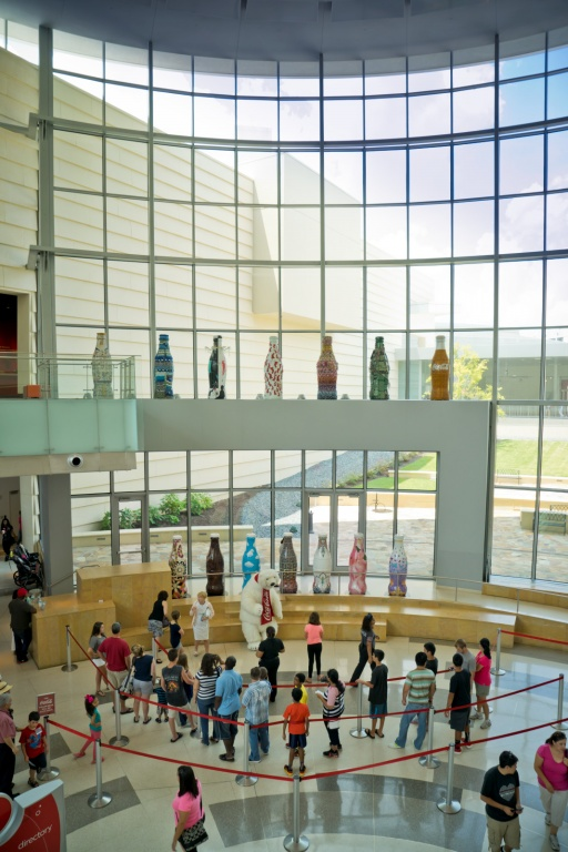 World of Coca-Cola - Atlanta3