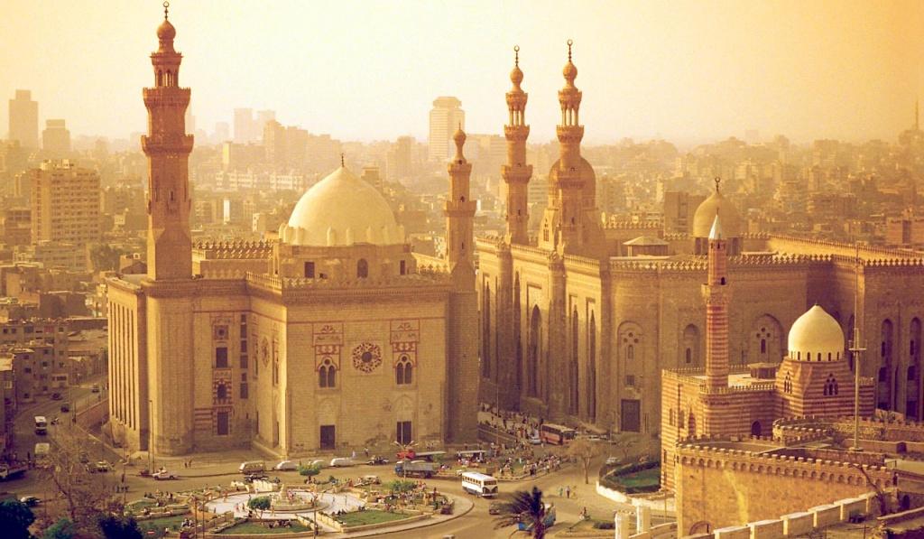 cairo mesquita