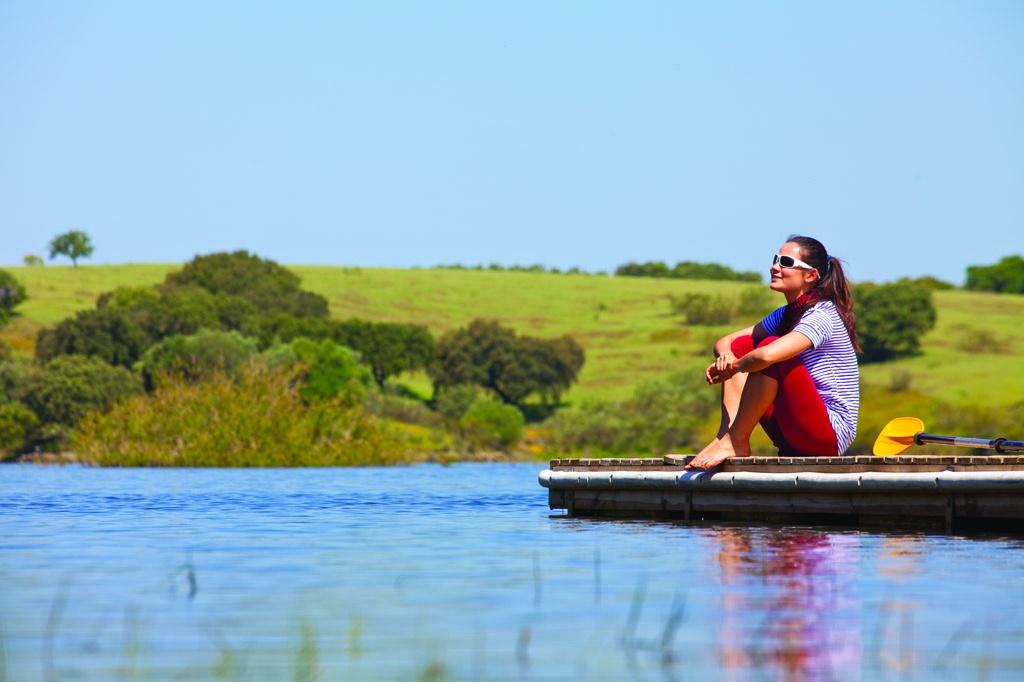 Aproveitando os rios e lagos do Alentejo