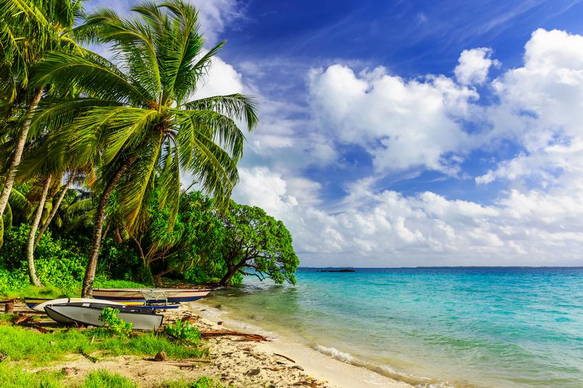 Kiribati Tem Paisagens Paradisíacas Na Micronésia