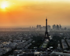 Paris via Flickr Joe deSousa