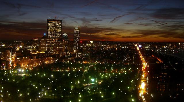 Boston via Flickr walknboston