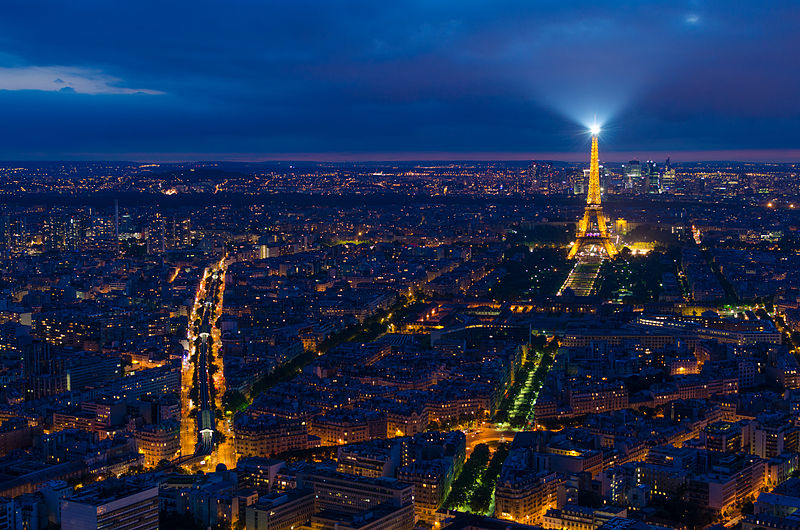 Paris Foto por Shepard4711 via commons.wikimedia.org