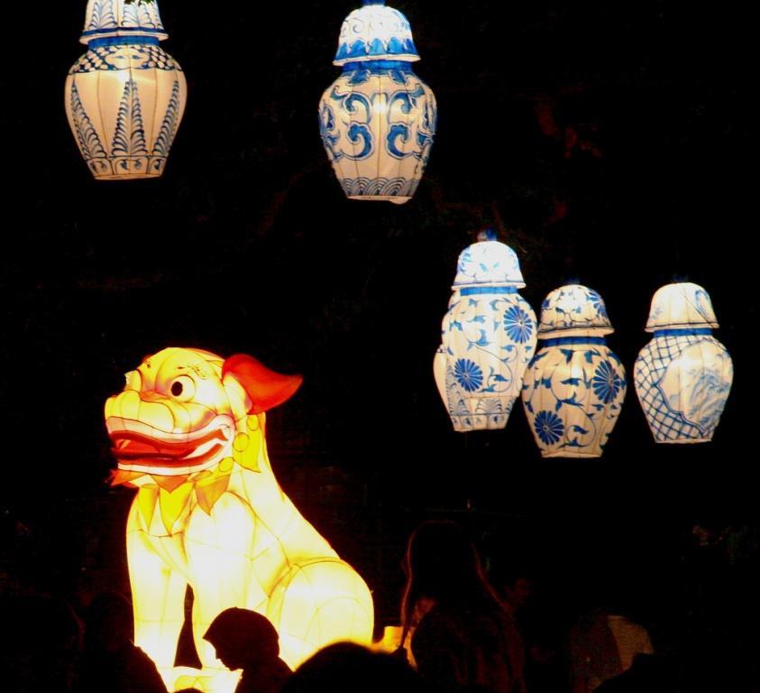 Albert Park's Lantern Festival Tim Dawson flickr