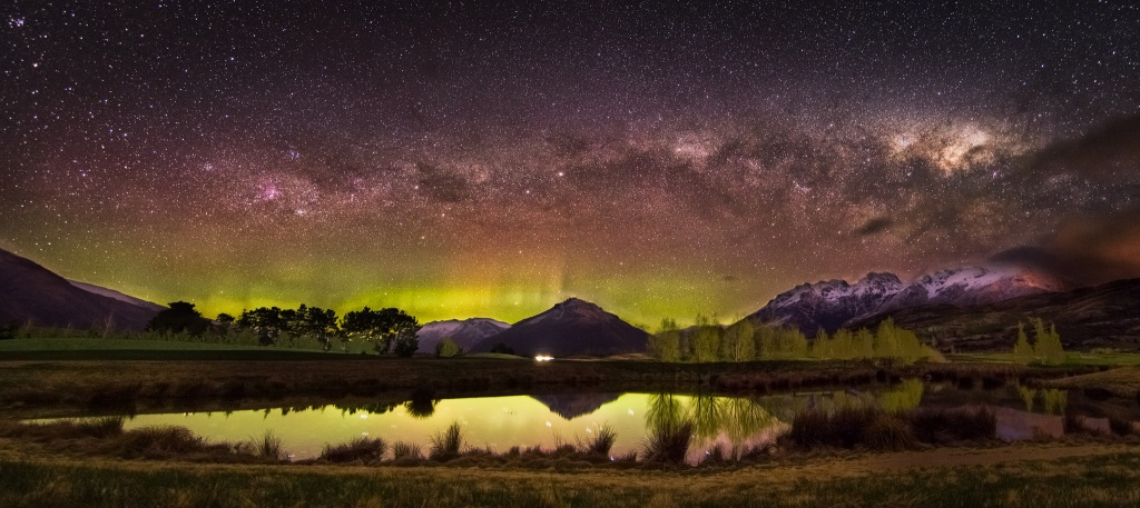 Aoraki Mackenzie Starlight Festival foto tom Hall flickr