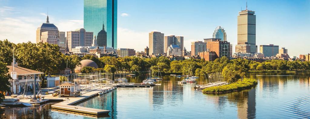 Famosos Boston é a cidade onde antigo e moderno se combinam | Qual Viagem FW38