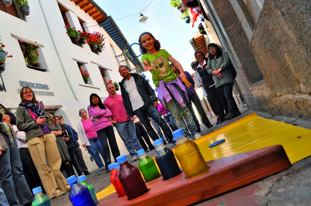 La Ronda - Quito Turismo