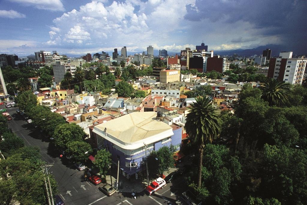 Panoramica Condesa