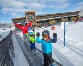 aspen snowmass crianças