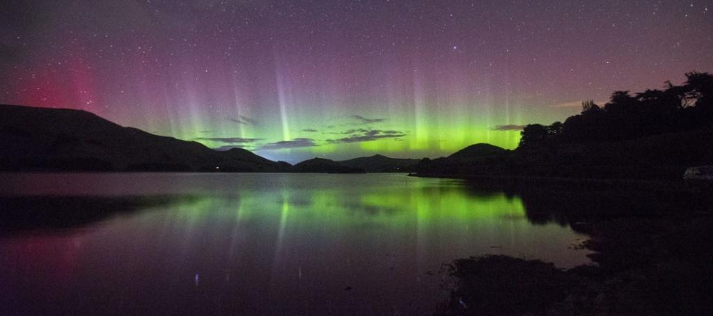 aurora austral peq nova zelândia divulgação
