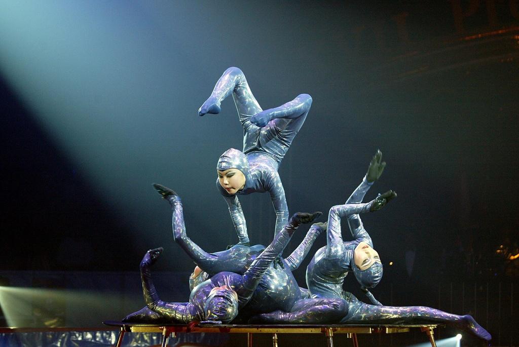 circo Mônaco