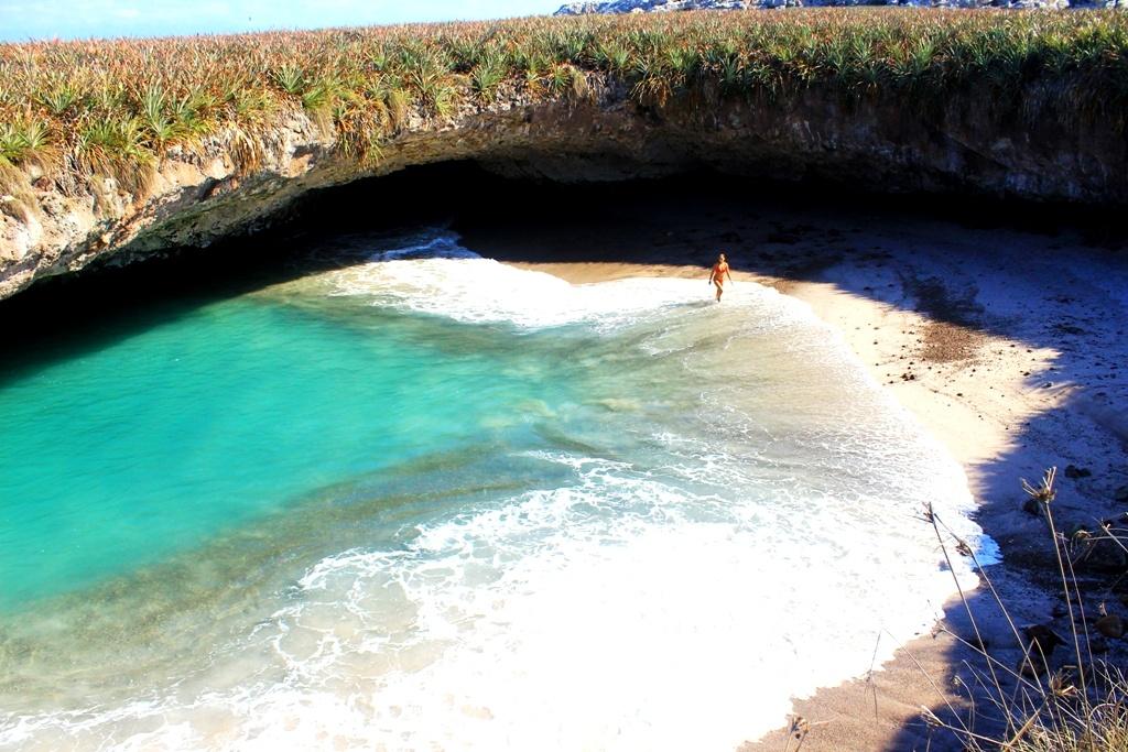 ilhas marietas méxico