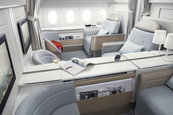 Foto Divulgação Air France