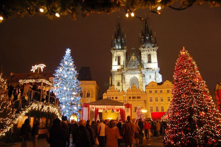 Natal em Praga