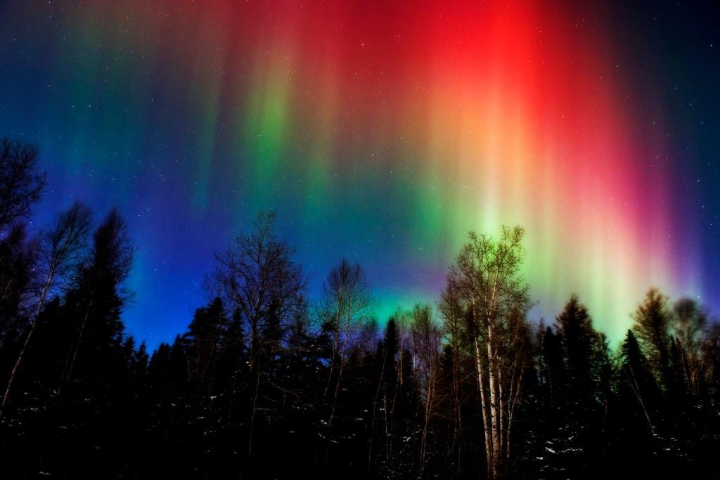 Resultado de imagem para aurora boreal