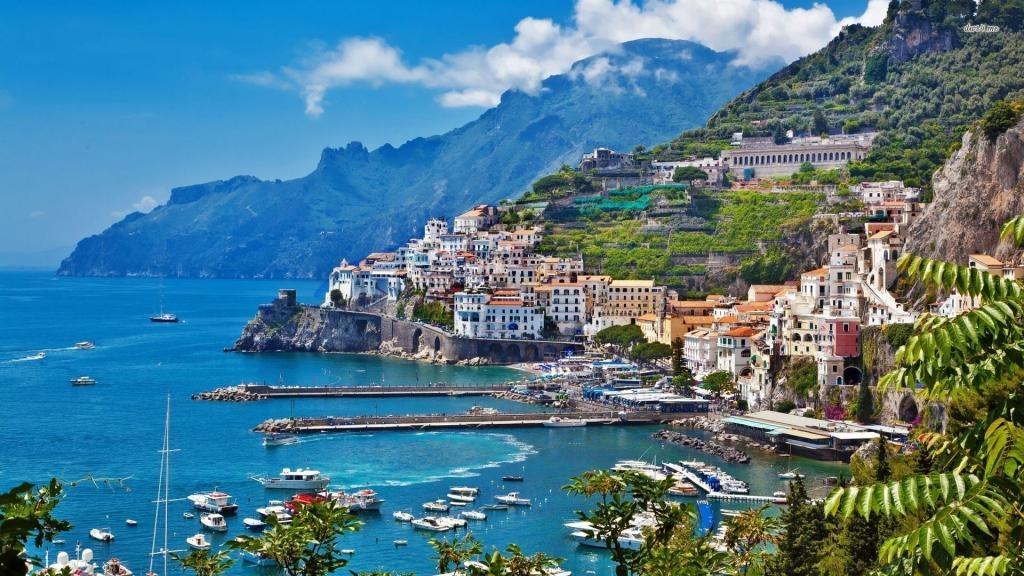Preferência Conheça o rústico e azulado sul da Itália RE87