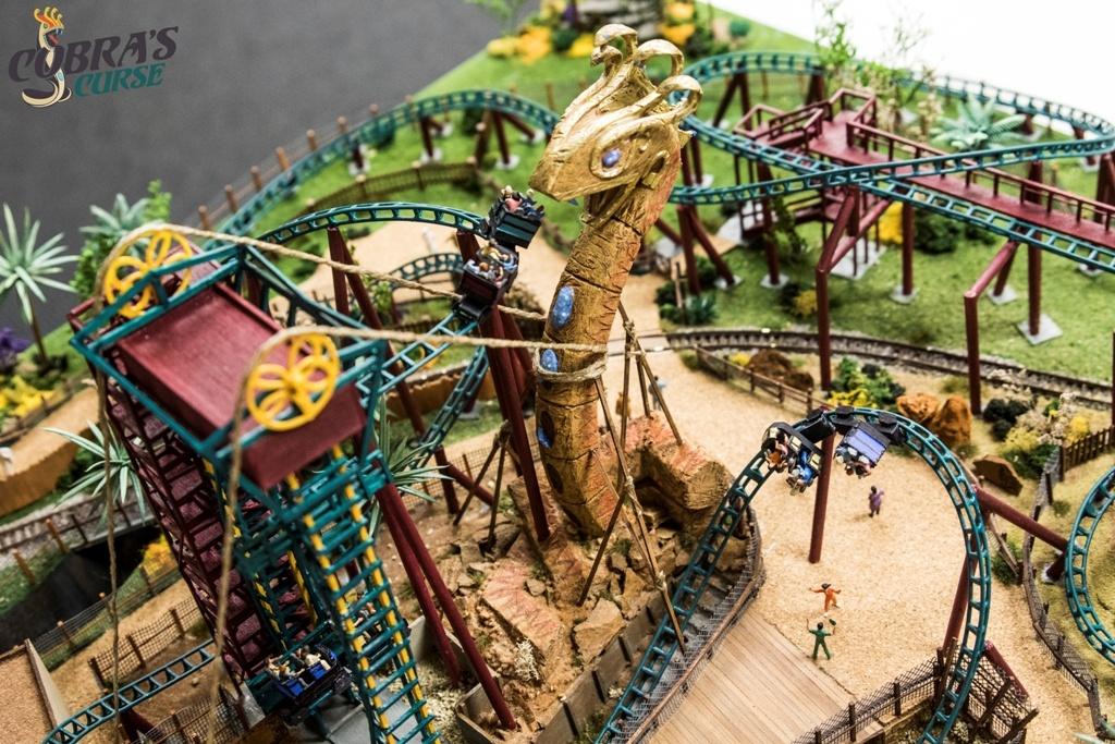 Veja Os Detalhes Da Nova Montanha Russa Do Busch Gardens