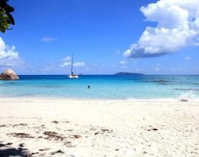 Anse Lazio, Ilha de Praslin, Seychelles