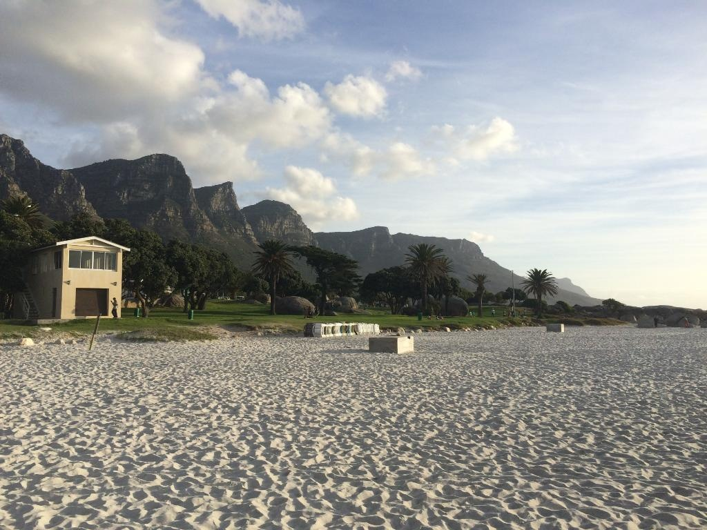 Camp's Bay Beach áfrica