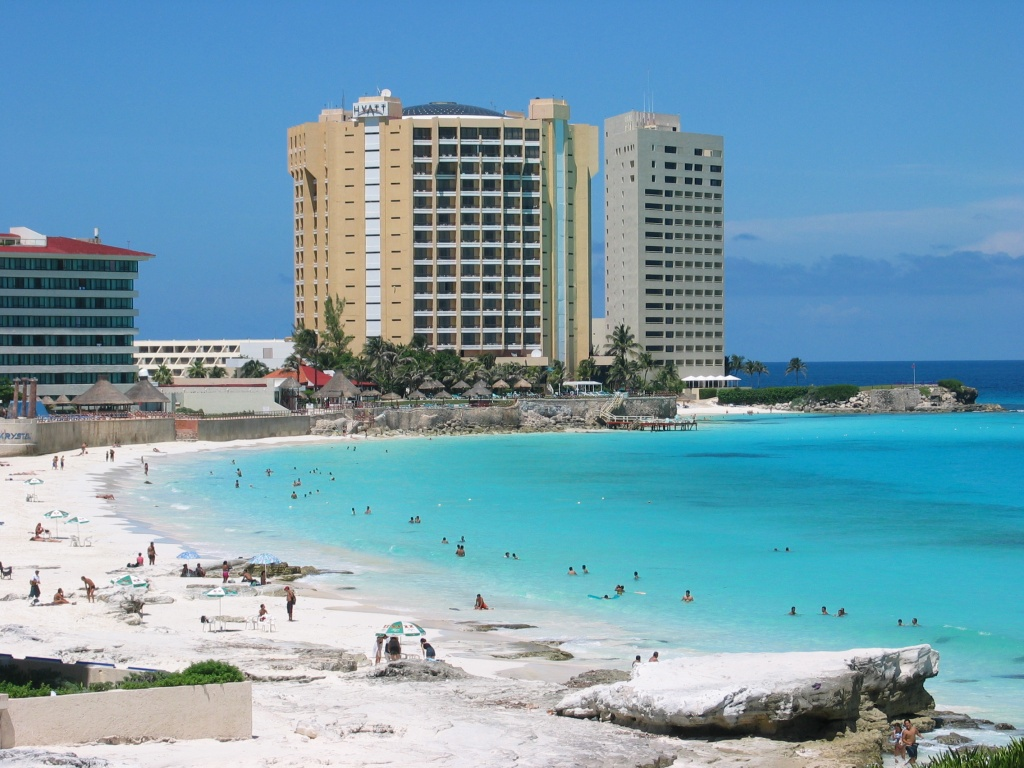 Cancun_Beach commons
