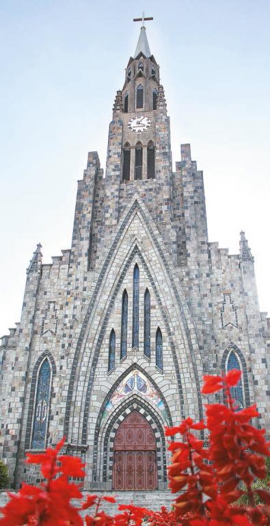 Catedral Canela FOTO RICARDO VARELA