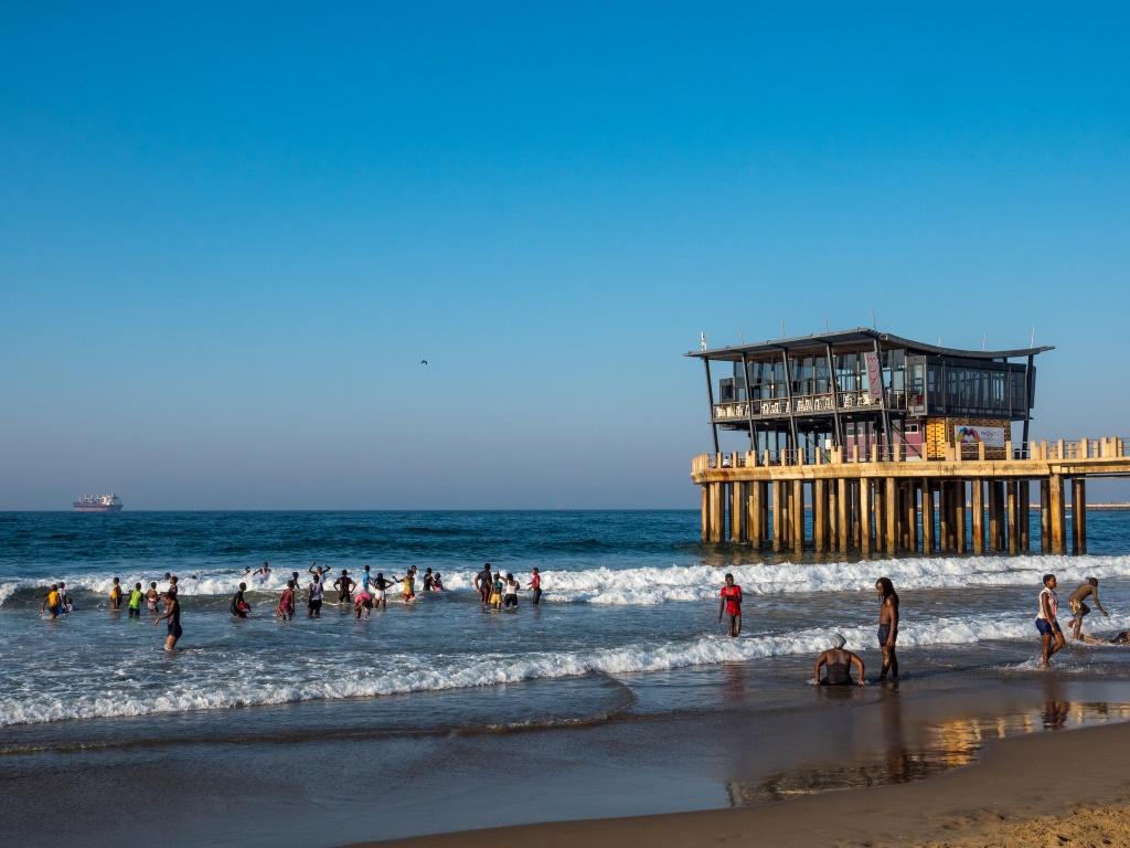 Moyo Pier, Durban, KwaZulu-Natal - divulgação South Africa Tourism