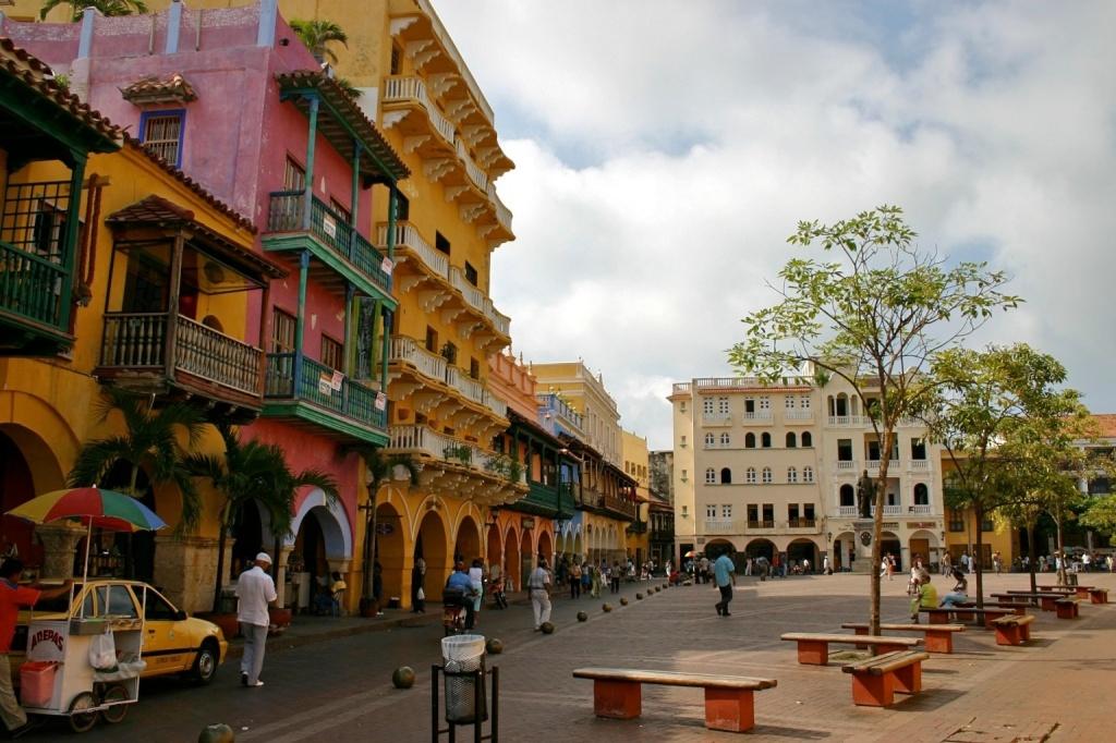 Plaza@Cartagena commons