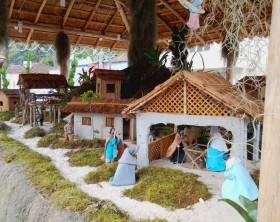 Presépio animado em Santo Antônio do Pinhal