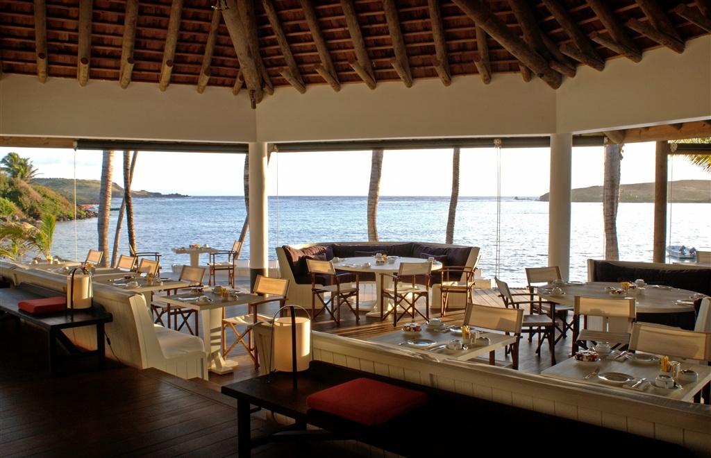 Restaurante Hotel Le Sereno divulgação