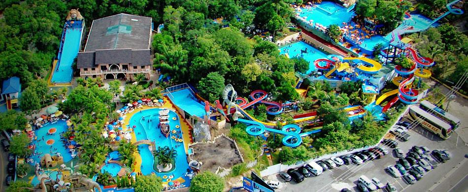 Foto via aguashowpark.com.br