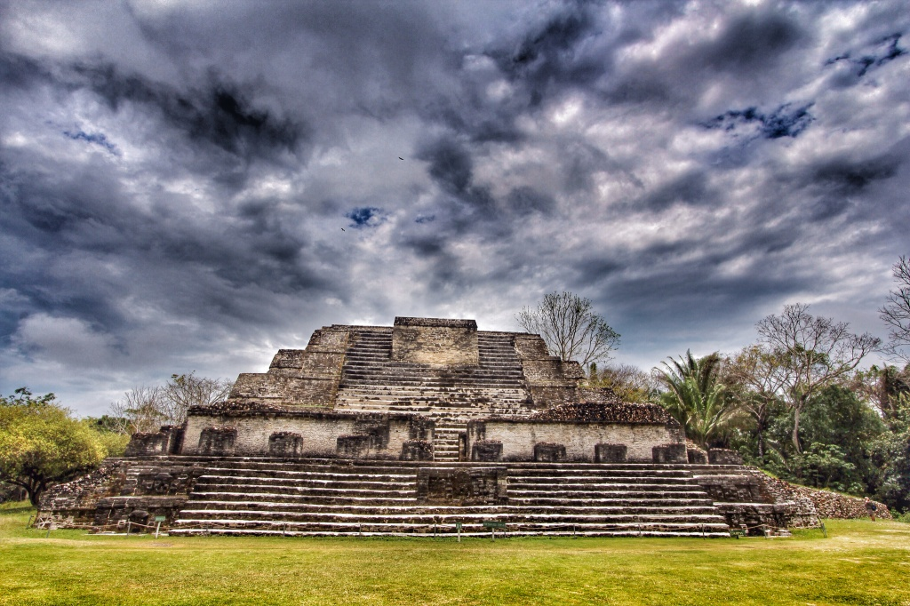 altun ha belize Steve Sutherland via flickr