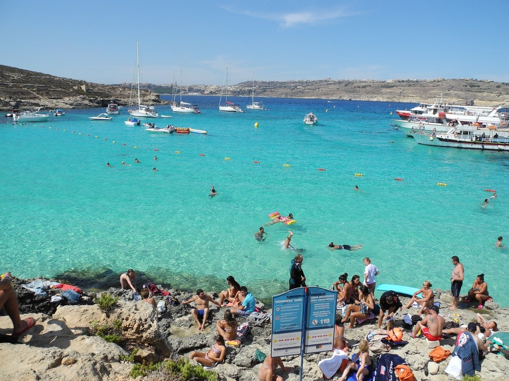 blue lagoon ilha de malta simon flickr